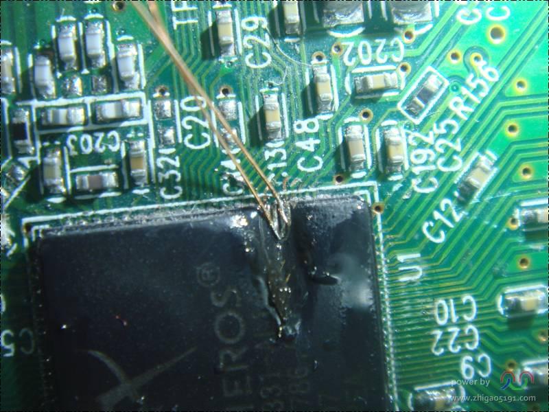 AR9331刮U改USB 刷OPENWRT