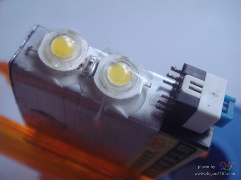 LED 手电 DIY